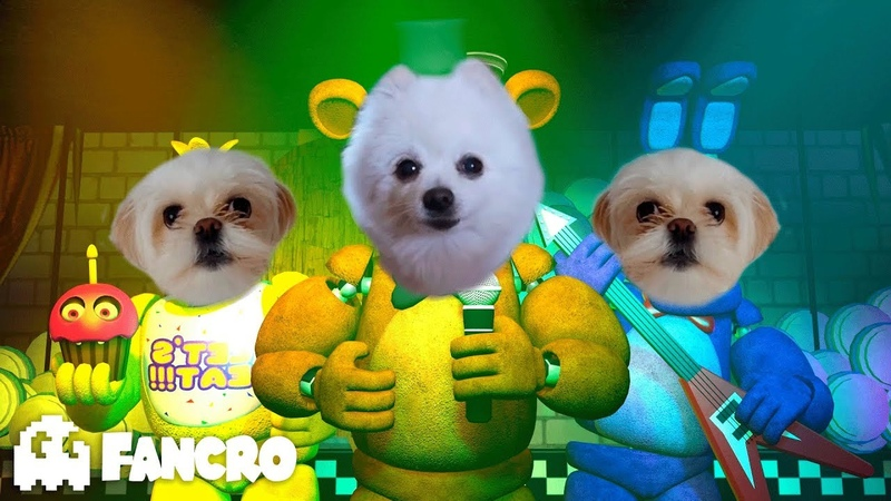 Five nights at freddy's - Cover Perros