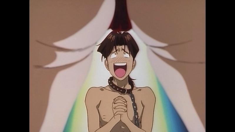 Golden Boy(Золотой парень) OVA - 01 [RUS озвучка] (этти комедия) (юмор, эротика, этти, ecchi, hentai, хентай)