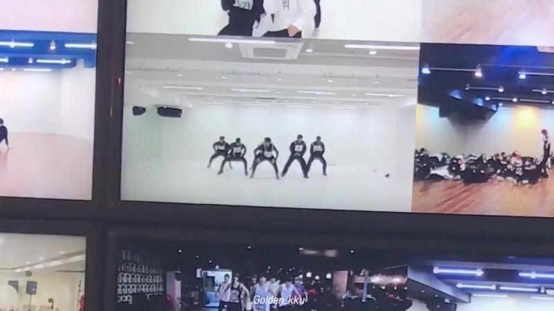 말하자면 안무영상 Dance Practice [2016 MBC 가요대제전] 1 - 방탄소년단 BTS