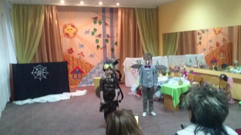 Мюзикл в детском саду Муха-Цокотуха часть 5