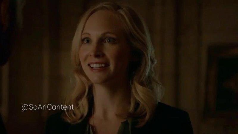 The Originals 5×01 Caroline visits Klaus
