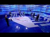 Грудинин со скандалом покинул студию и отказался от дебатов на Первом Канале! (0