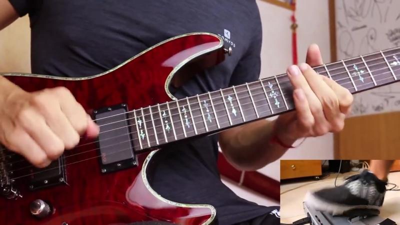 Metallica Enter Sandman Vocal and Guitar Cover w Solo by Federica Putti P