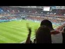 Матч Испания - Марокко, первый гол марокканцев