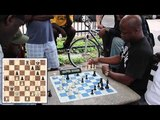 CLO Brooklyn in Da House! GM Maurice Ashley plays time-odds blitz!