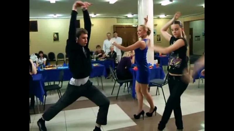 Реальные Пацаны Танец Пасадобль