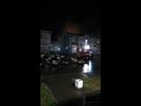 В Иванове горит квартира