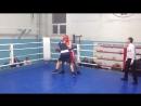 Отбор б 3 раунд бокс Литвинов