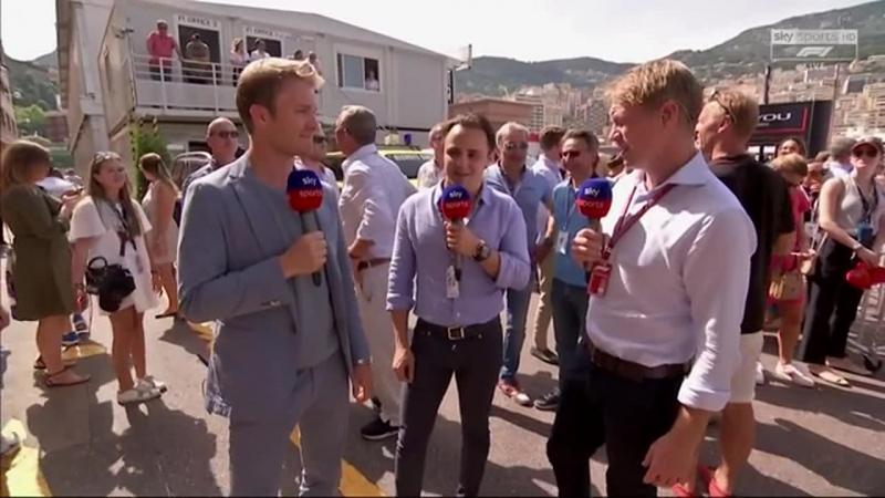 Formula1 2018. Round 6. Monaco. Post Quali