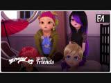 Miraculous: Secrets – Webisode 14 | «Friends»