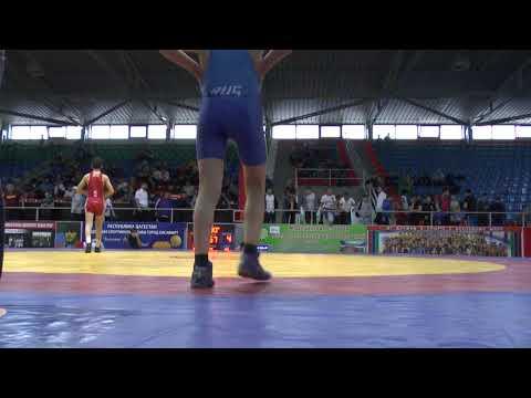 Шарипов Магомед (Дагестан) - Аушев Исмаил (Ингушетия)