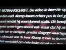 Chris Klomp opnieuw exposed als criminele hoaxer