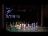 27.04.2018 Шоу-балет PLATINUM Studio - Огород