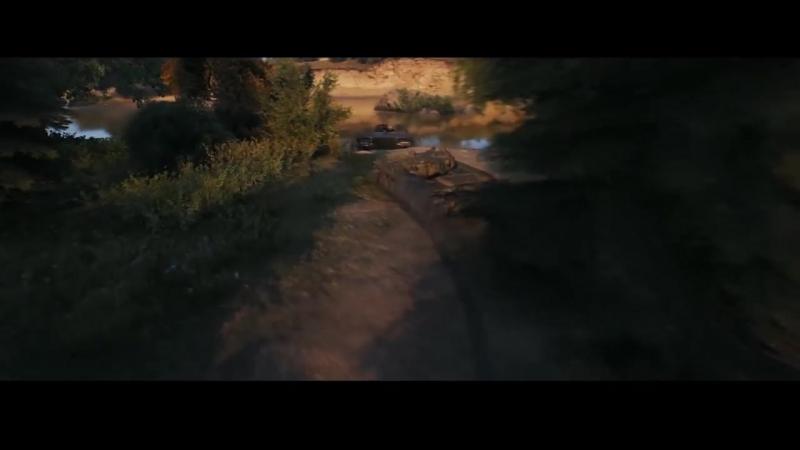 World of Tanks 1.0. Март 2018. Геймплейный трейлер.mp4