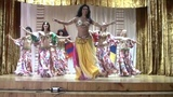 Hot Belly dance tabla solo 2016 - Amira Abdi&amp Co