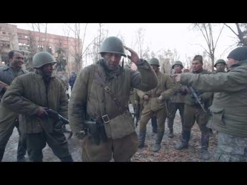 321-я сибирская. Кирилл Полухин и Георгий Дронов