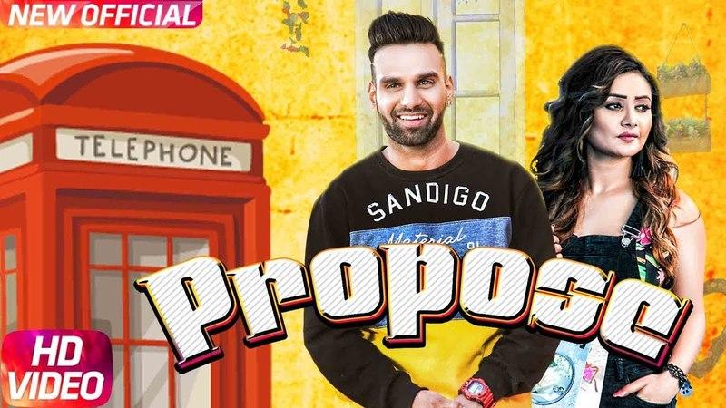 Propose Full Video Anukul Kohli Feat Tamana Sodhi Latest Punjabi Song 2018 Speed Records