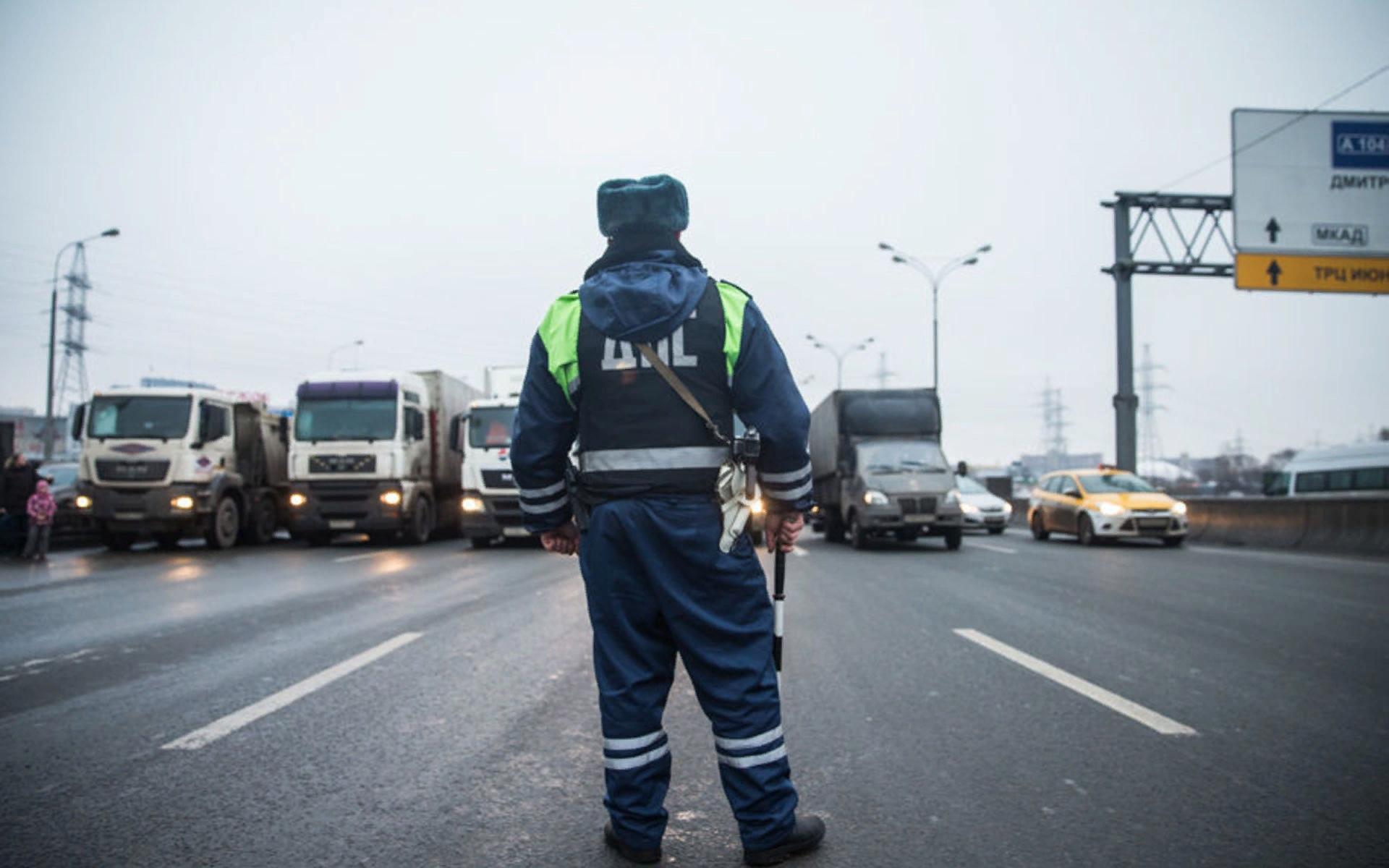 Правительство может ввести дополнительные штрафы для грузоперевозчиков