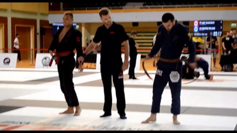 BROWN 85kg - Muhammad ABDULKADIROV vs ANTONIO STANIC