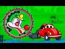 Машина ест машину - Новый игровой мультик про машинки для детей! Видео для мальчиков лучшие серии