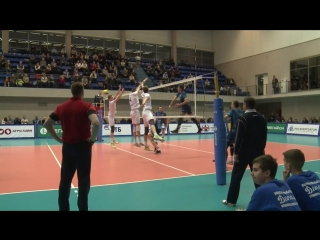 HIGHLIGHTS. Динамо-ЛО — Нова Суперлига 2017-18. Мужчины
