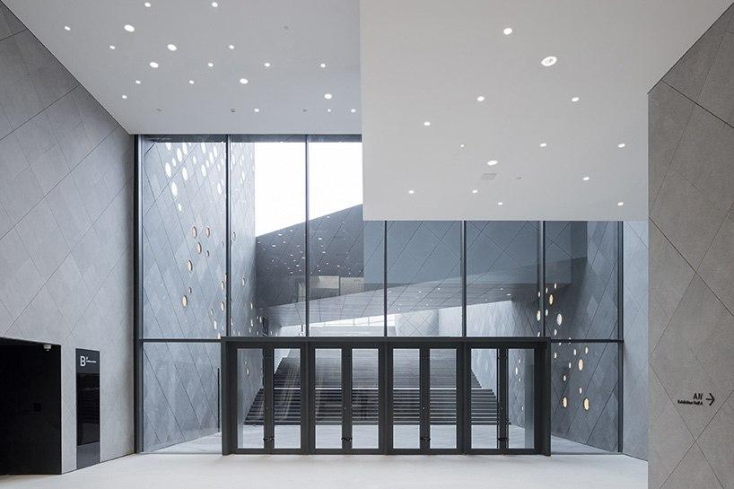Büro ole scheeren completes guardian art center near Beijing's forbidden city