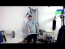 Body Mania Кирилл Терешин АРМ Тренировка от MONSTRO 1 Железный прессинг