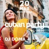 CUBAN PARTY в GRIBOEDOV | 20 мая в 21:00
