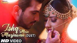 Ishq Mein Marjawan - Full Title Track (Duet Version) | HD Lyrical Video | Deep-Arohi's Hot Romance