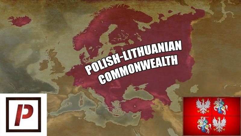 EU4 - Timelapse - Polish-Lithuanian Commonwealth