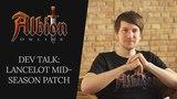 Albion Online Lancelot Midseason Patch