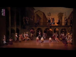 Romeo  juliet (cranko), moore, badenes, robinson, paixà, silva, novitzky, anderson, haydée, madsen, stuttgarter ballett 2017
