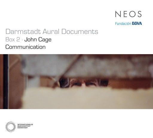 John Cage альбом Darmstadt Aural Documents, Box 2
