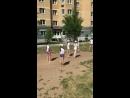 Игры на свежем воздухе и танцы