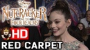 THE NUTCRACKER AND THE FOUR REALMS 2018 - Mackenzie Foy Red Carpet Interview