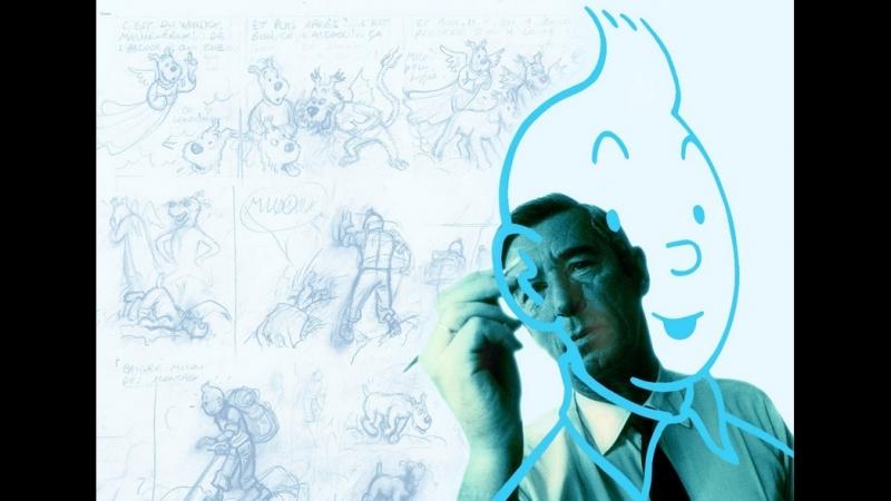 Hergé, à l'ombre de Tintin (Documentary) (french) (Arte / RTBF / TV5 Monde) (2016)