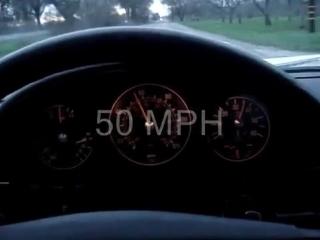 Mercedes-Benz 300 SD 0-60 MPH