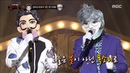 King of masked singer 복면가왕 'Salvador Dali' VS 'Andy Warhol' 1round wake up 20180708