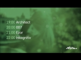 Architect and 007 Ezor and Inkognitiv - Live @ Integration Citate Forms (12.09.2018)