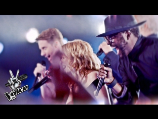 Coaches - i predict a riot/ can't get you out of my head (the voice uk 2014)