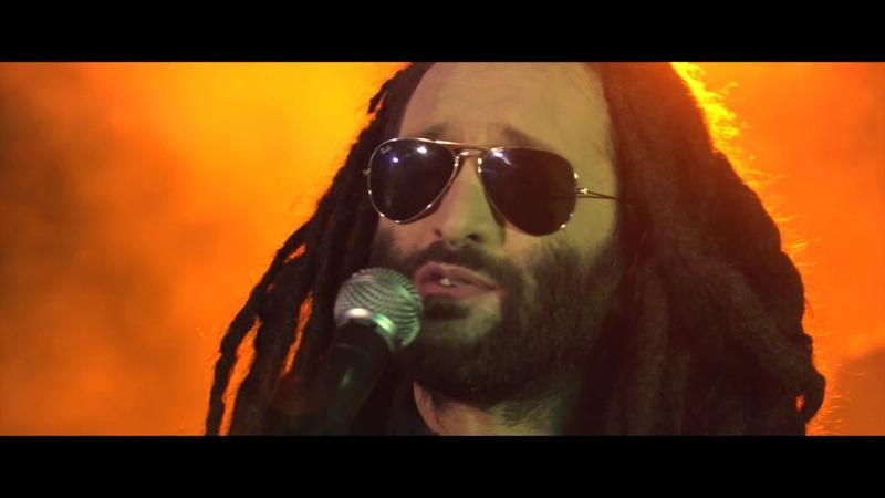 Alborosie ft. Raging Fyah - The Unforgiven (Metallica Cover) | Official Music Video
