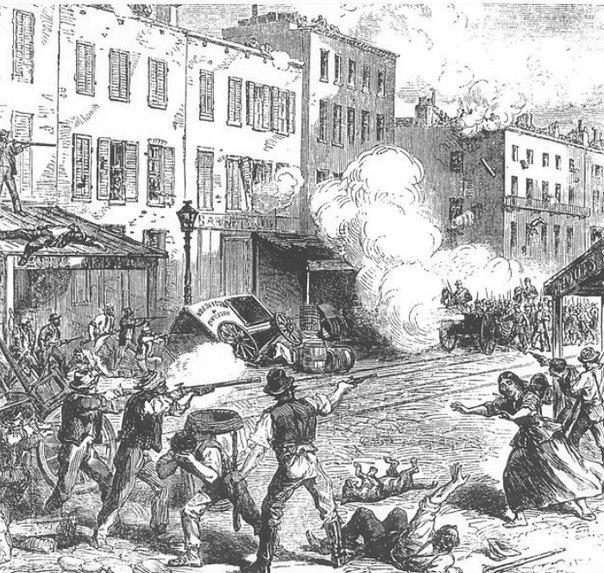 В 1863 году во время Гражданской войны Конгресс принял первый в истории США зако...