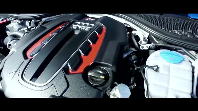 Audi RS7 560HP twin-turbo 4.0-liter V8 _ Nardo Grey