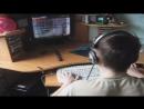 Псих Играет В Контро Страйк CS 1.6 Профто Жесть