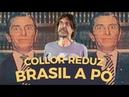 FERNANDO COLLOR REDUZ O BRASIL A PÓ - EDUARDO BUENO