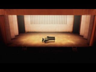 Рояль в лесу 08 серия [Русские субтитры AniPlay.TV] Piano no Mori