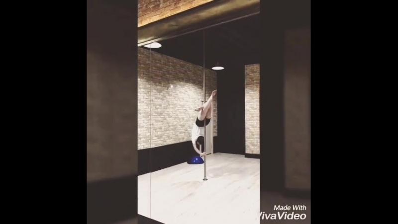 Poledancetrainingstretching