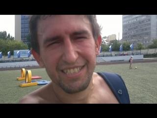 Кроссфит Победа-бег и ГазПром дэй Динамо