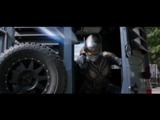 Человек-муравей и Оса (2018) Трейлер