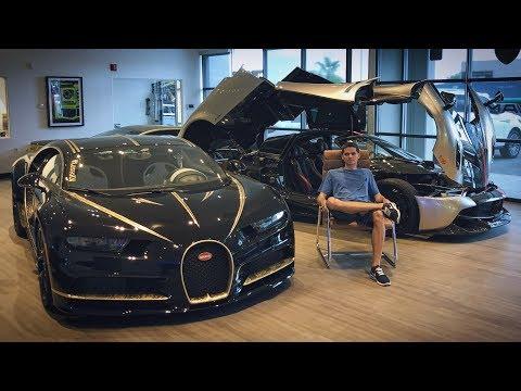 $7 млн в шоуруме. Как работает авто бизнес в США Тюнинг, стайлинг и детейлинг в Лас-Вегасе.